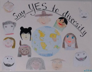 Say yes to diversity