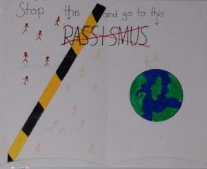 Stopp Rassismus